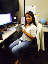 "Caught reading at work.""Loved this book!"" - Aida"
